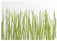 "11"" x 17"" Seagrass Vinyl Placemat"