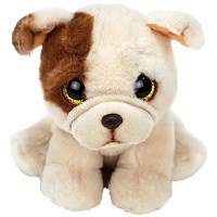 """8"""" TY Beanie Baby Houghie the Pug"""