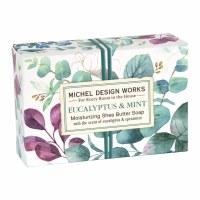 4.5 oz Eucalyptus & Mint Box of Soap