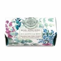 8.7 oz Eucalyptus & Mint Large Soap Bar