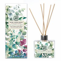 3.38 oz Eucalyptus and Mint Reed Diffuser Set