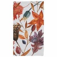 """18"""" Square Multicolor Harvest Home Fabric Napkin"""