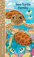 Sea Turtle Family Finger Puppet Book