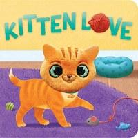 Kitten Love Finger Puppet Book