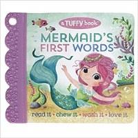 Mermaid's First Words Book