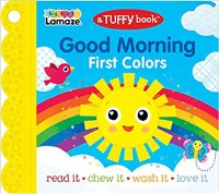 Good Morning: First Colors Book