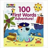 100 First Words Adventure! Book
