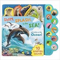 Swim, Splash, in the Sea! Book