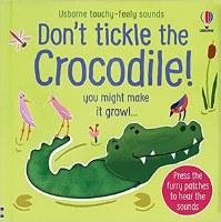 Don't Tickle The Crocodile! Book