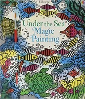 Under the Sea: Magic Painting Book