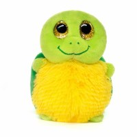"""5"""" Ted the Turtle Pom Pals Plush Toy"""