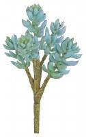 """12"""" Faux Blue Sage Finger Jade Spray Bundle"""