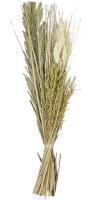 "38"" Faux Green Dried Grass Bouquet"