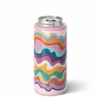 12 oz Swig Sand Art Insulated Skinny Can Cooler