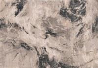 3.3' x 4.7' Gray Breeze Aura 7207 Rug