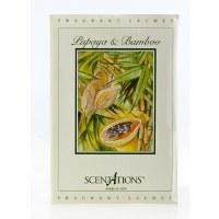 1 oz. Papaya Bamboo No. 99 Fragrance Powder Sachet