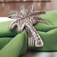 Palm Tree Napkin Ring