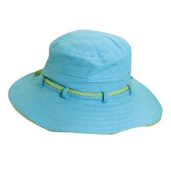 Dorfman Pacific Bucket W/ Tie Sky Blue LC455SKY
