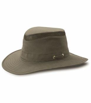 Tilley Hikers Hat Khaki/Olive 7 1/8 T4MO-1KH/O71/8