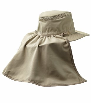Tilley Cape w/insect shield TCIS