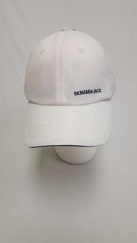 Panama Jack Baseball Cap White PJ157WHITE