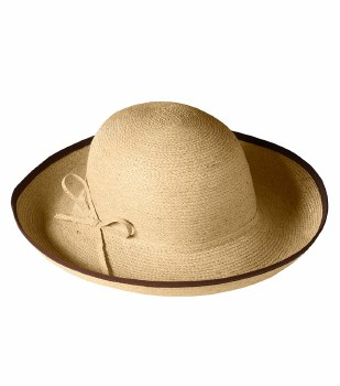 Tilley Endurables Womens Broad Brim Raffia S R8S