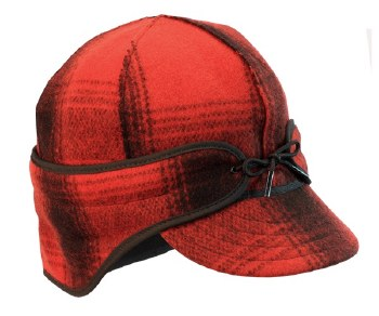 Stormy Kromer Heavy Rancher Red Black Plaid 7 7/8 SK50500RBP77/8