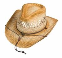 Broner Kids Straw Western Honey 77-58HNY