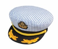 Broner Yacht Rock Cap Striped 79-774STP