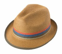 Broner Greektown Fedora Medium 88-036M