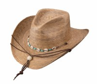 Broner Palm Leaf Western Brown 89-146BRN