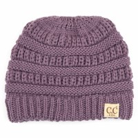 Cheveux Children Beanietail Violet MB-847-KIDSVLT