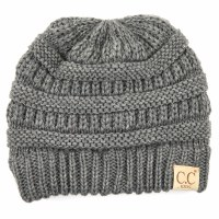Cheveux Children's Beanie Grey YJ-847-KIDSLMG