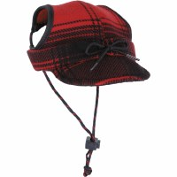 Stormy Kromer Critter Kromer Red/Black Medium SK54800RD/BKM