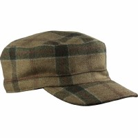 Stormy Kromer Flat Top Red Pine 7 1/8 SK5026041T71/8