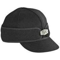 Stormy Kromer Hardware Cap Black 71/2 50150BLK74/8