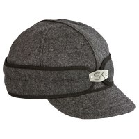Stormy Kromer Hardware Cap Charcoal 700 50150CHR700