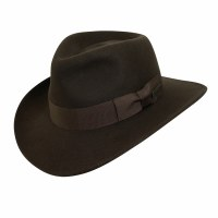 Dorfman Pacific Indiana Jones Wool Felt Outback Small IJ557S