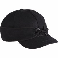 Stormy Kromer Millie Kromer Ponytail Cap Black SK50650BLK7