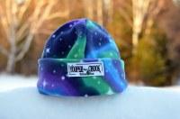 Yooper Chook Cap Aurora Blue Large YOOPERARBLUL