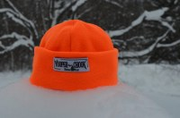 Yooper Chook Cap Blaze Orange Small YOOPERBLZORS