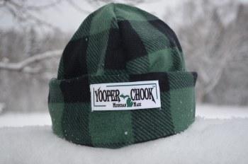 Yooper Chook Cap Buffalo Pine Extra Large YOOPERBUFPIE