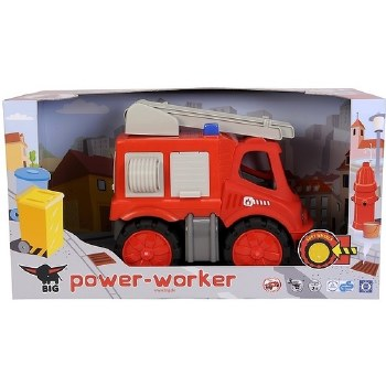 Camion de pompier power-worker