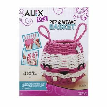 Pop & Weave Basket