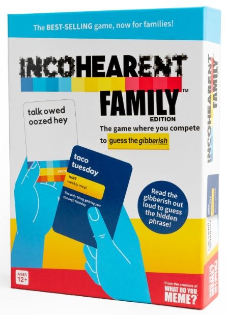 Incohearent Family Édition (Ang.)