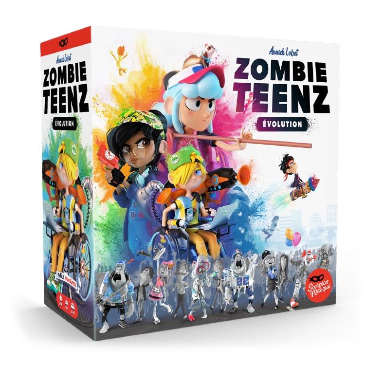 Zombie Teenz Evolution (Fr.)