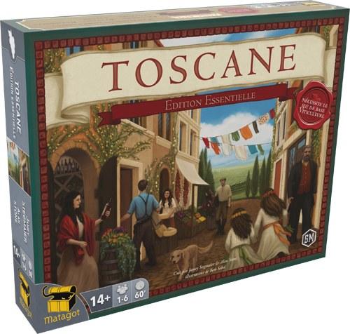 Viticulture - Extention Toscane