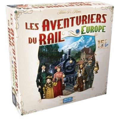 Les Aventuriers du Rail - Europe 15e Anniversaire (Fr.)