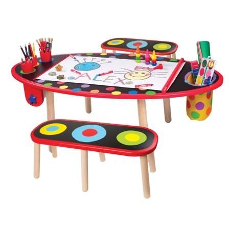 Super table d'art