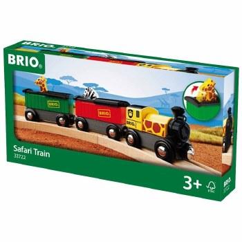 Train safari